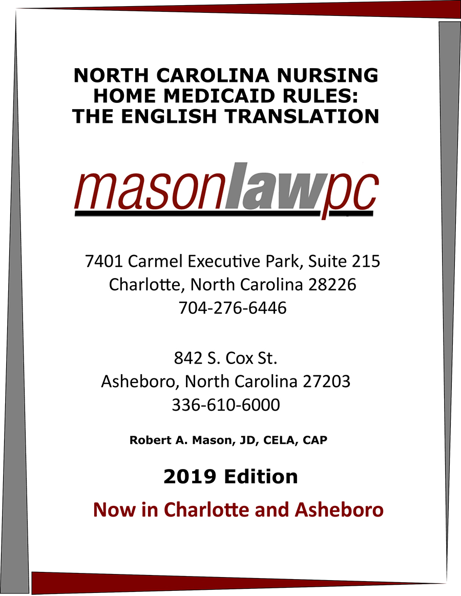 Mason Law Booklet Offer